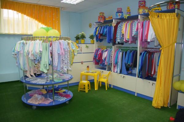 Магазин детской одежды в Курске