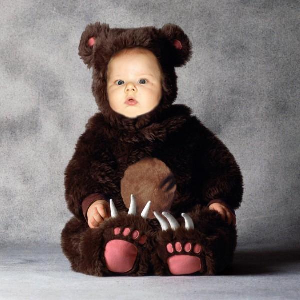 Детская меховая одежда