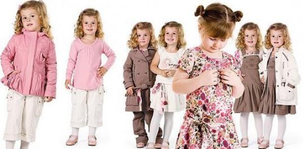 Поставка детской одежды из Турции