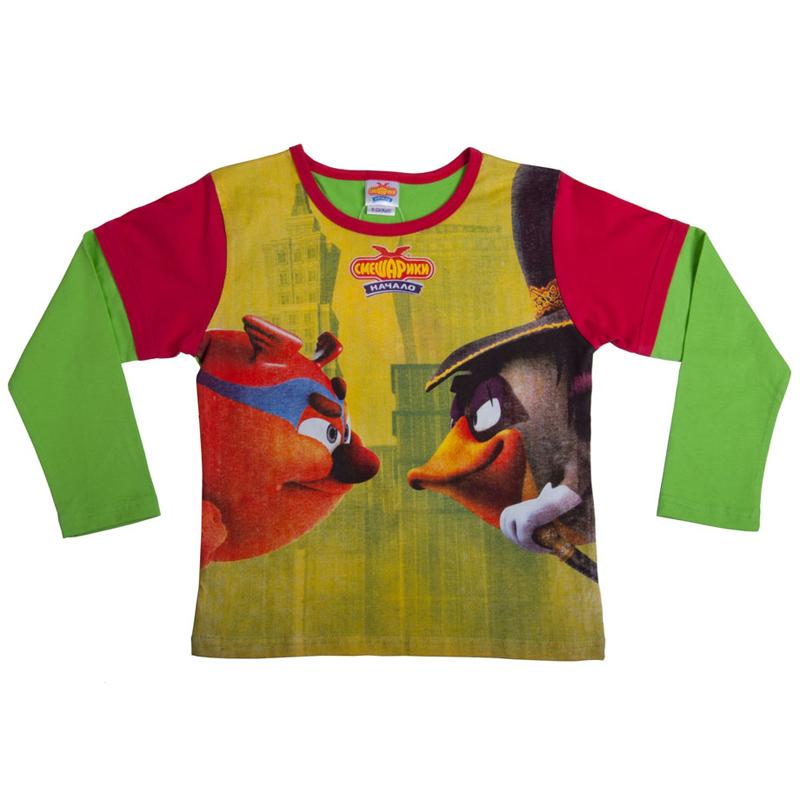 Детская одежда с героями мультфильмов