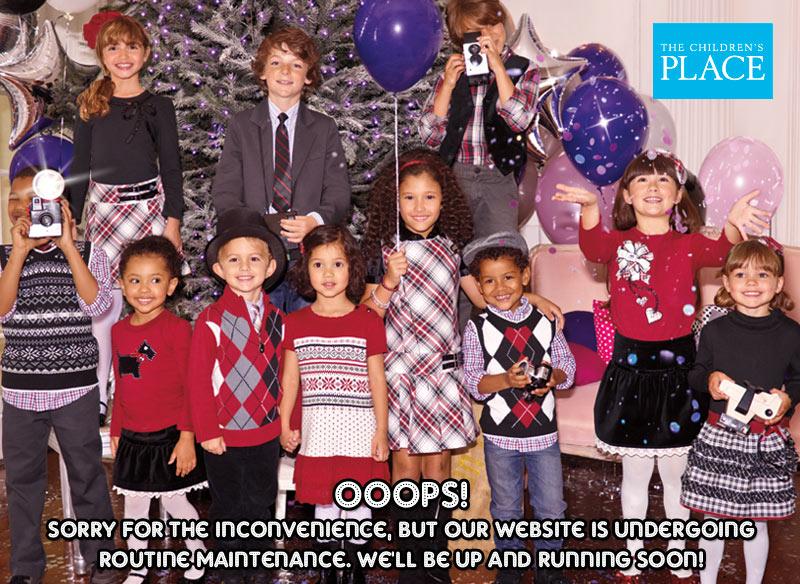 Как подобрать цвет в детской одежде GAP
