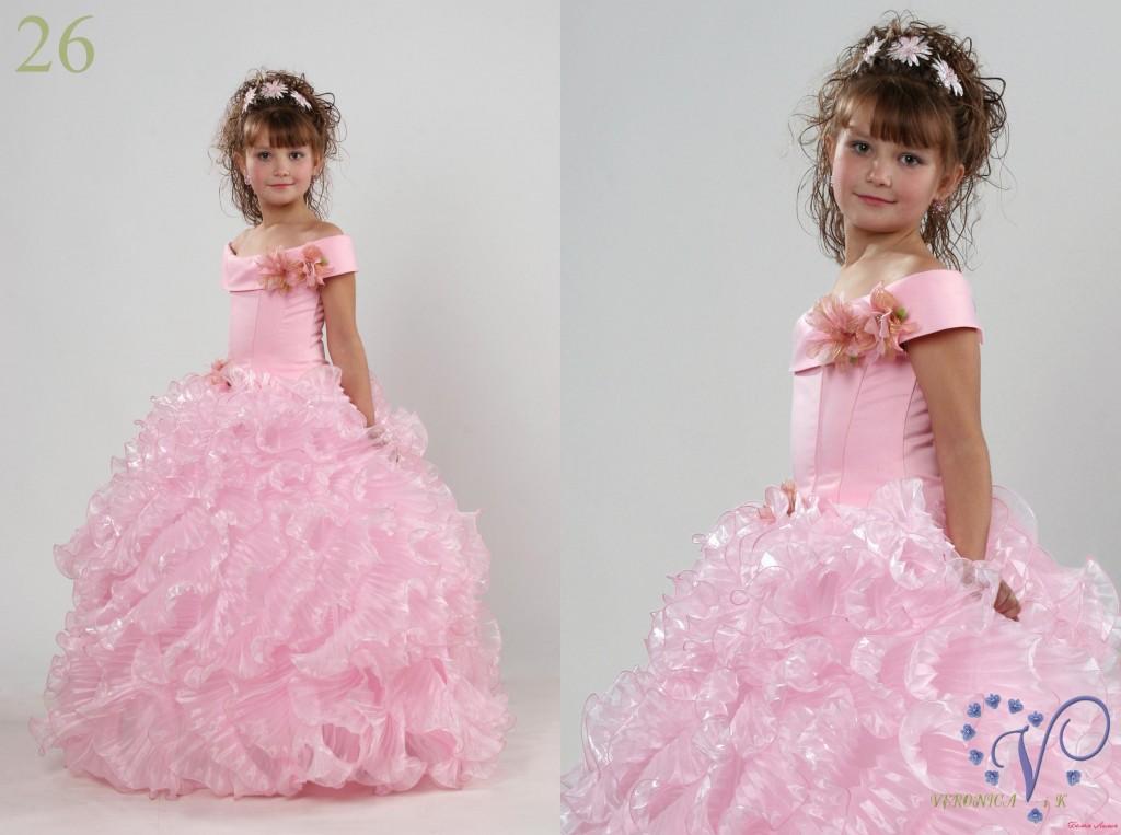 Тюмень платья для девочек 6