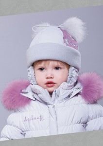 модные детские шапки 2013