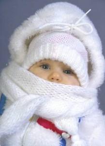 Как одеть ребенка для прогулки
