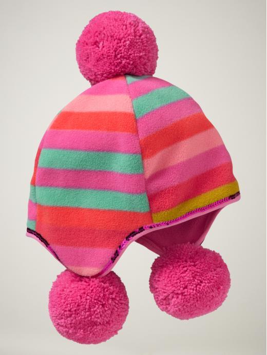 Модные шапочки для девочек GAP