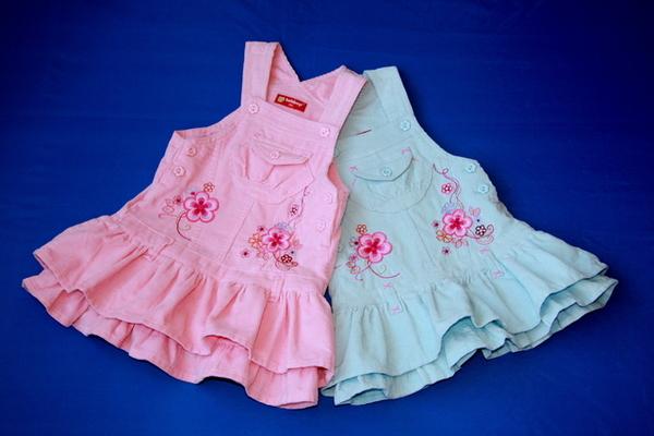 Пошив детской одежды оптом