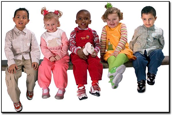 Магазин детской одежды в Рязани