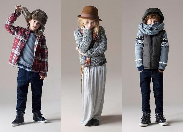 Как недорого и модно одеть ребенка