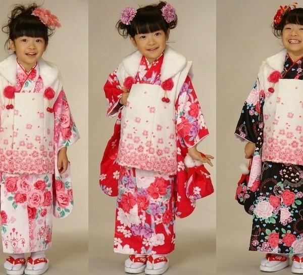 Японская детская одежда