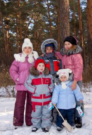 Детская одежда в Екатеринбурге
