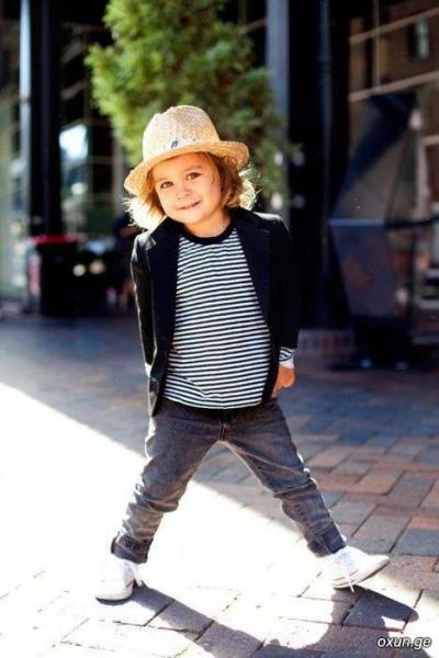 Модные дети 2013
