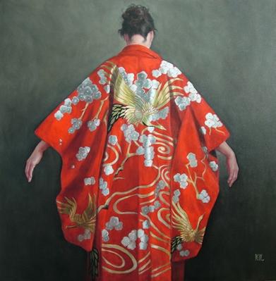 Детские японские платья