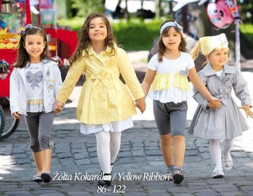 Детская одежда весна-лето 2013